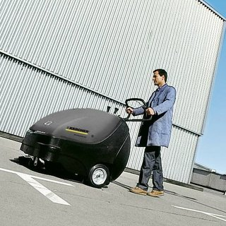 Karcher Medium Pedestrian Sweeper